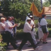 dancing with Torah in Zvenigorodka